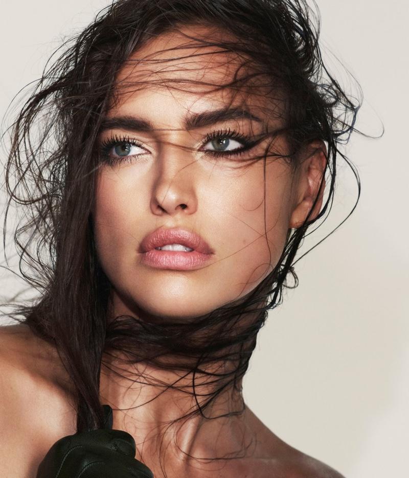 Irina Shayk fronts Marc Jacobs Beauty 2019 campaign