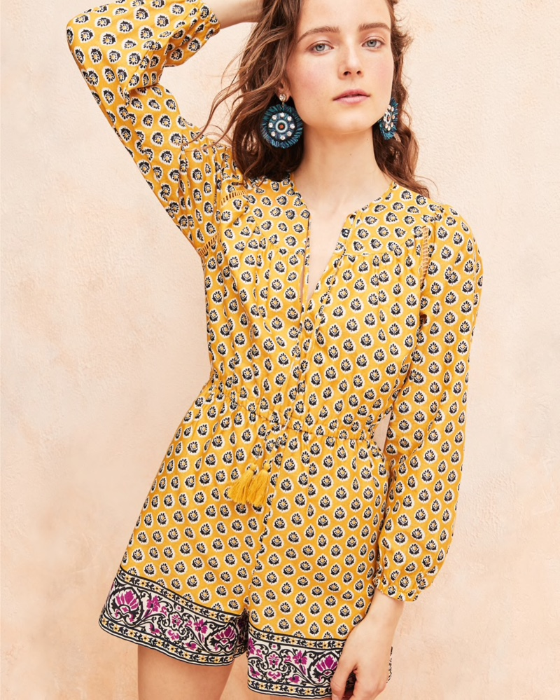2569fb4f3510ec J. Crew Block Print Summer 2019 Lookbook Shop | Fashion Gone Rogue