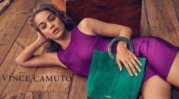 Vince Camuto taps Jasmine Sanders for summer 2019 campaign
