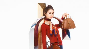 Kaia Gerber stars in Jimmy Choo fall-winter 2019 campaign