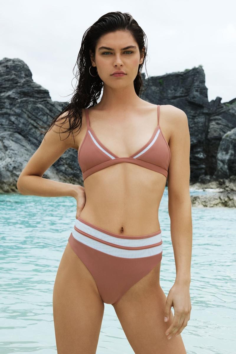 German bikini lauren Lauren German