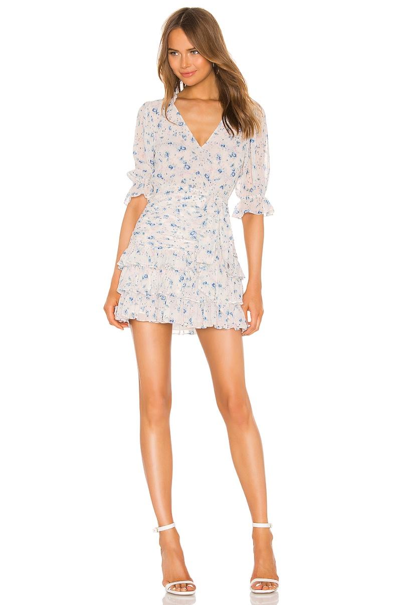 LoveShackFancy Hannah Dress $495