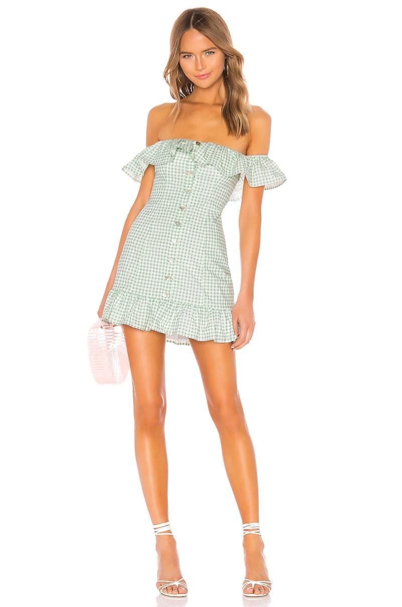 Lovers + Friends Lilith Mini Dress $168