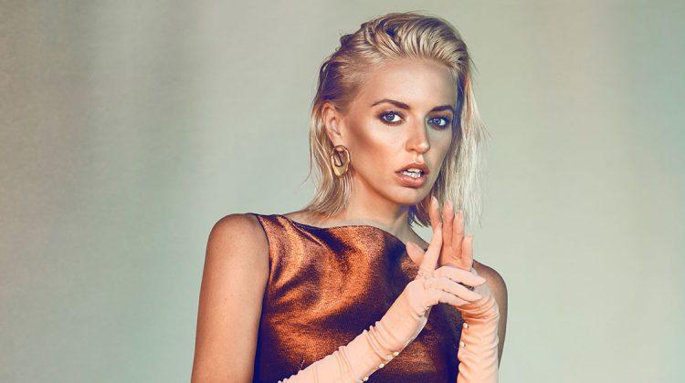 Exclusive: Lucinda Taffs by Milos Mlynarik in 'The Switch'