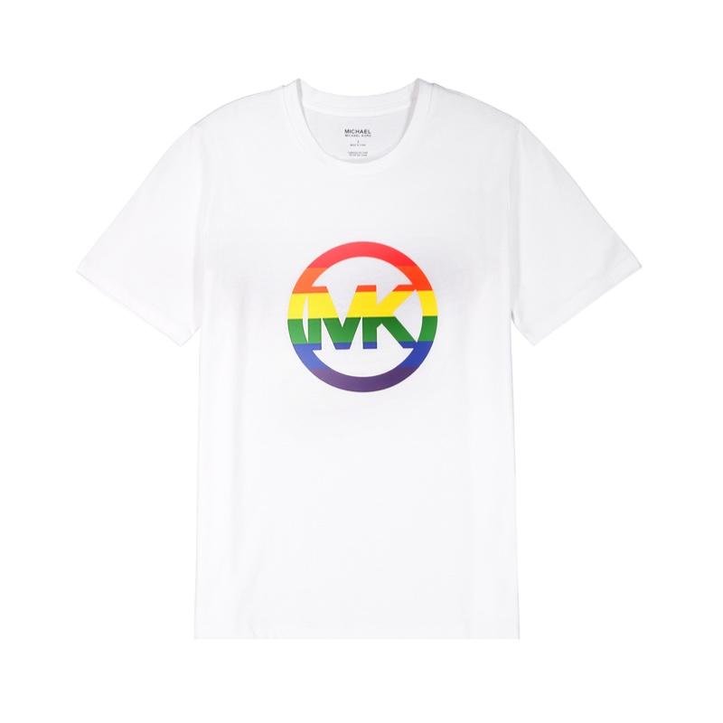 #MKGO Rainbow Pride Cotton T-Shirt