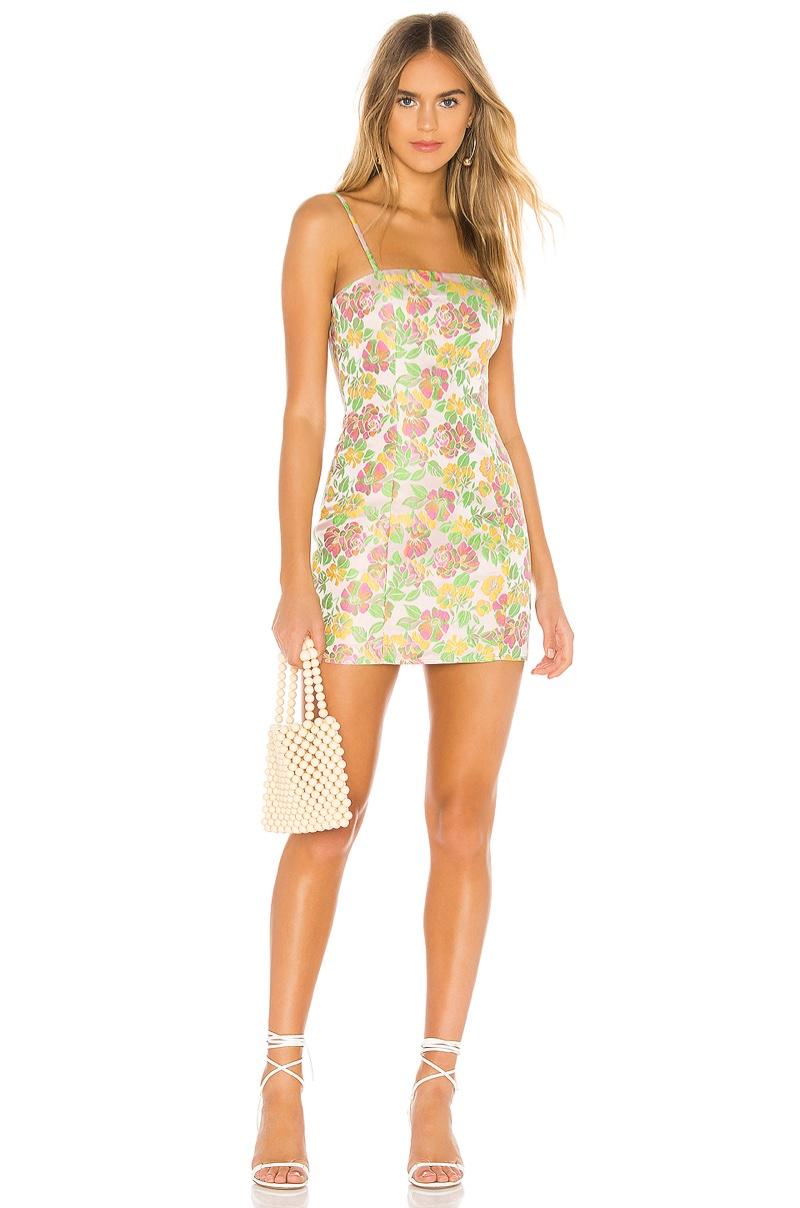 Majorelle Pearson Dress $148