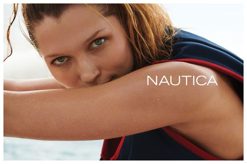 A photo from the Nautica summer 2019 campaign
