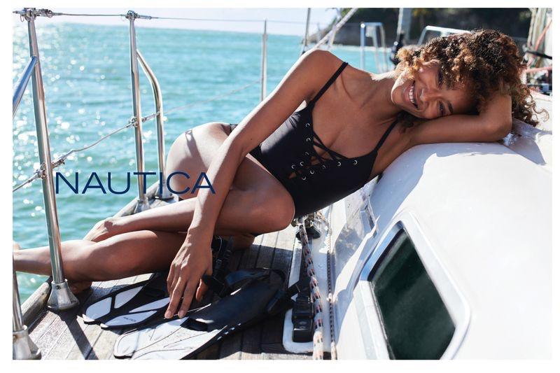 Nautica spotlights swimwear for summer 2019 campaign