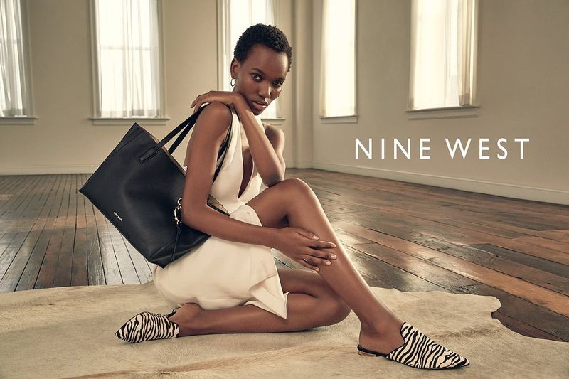 Herieth Paul stars in Nine West summer 2019 campaign