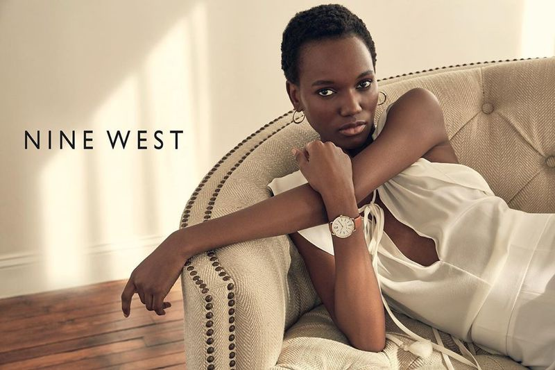 Nine West focuses on watches for summer 2019 campaign