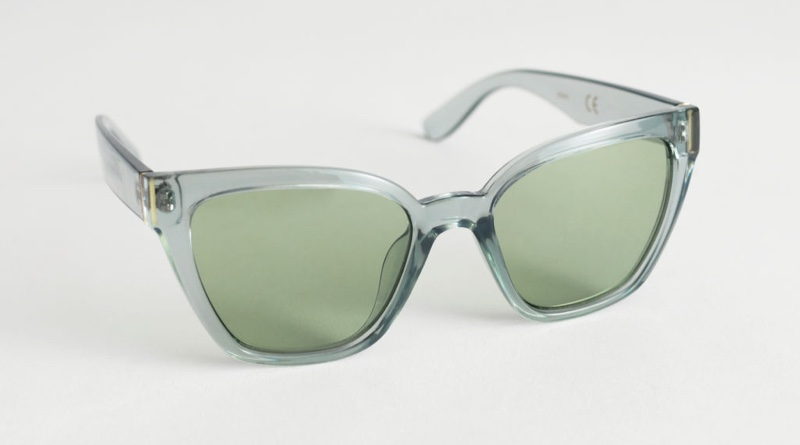 & Other Stories Cat Eye Sunglasses $39