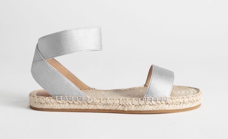 & Other Stories Strappy Espadrille Sandal $79
