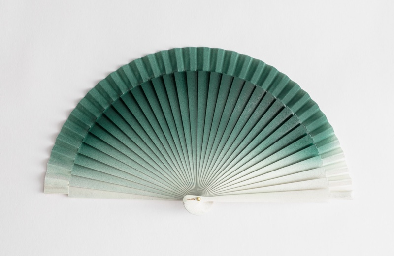 & Other Stories Wooden Ombré Fan $69