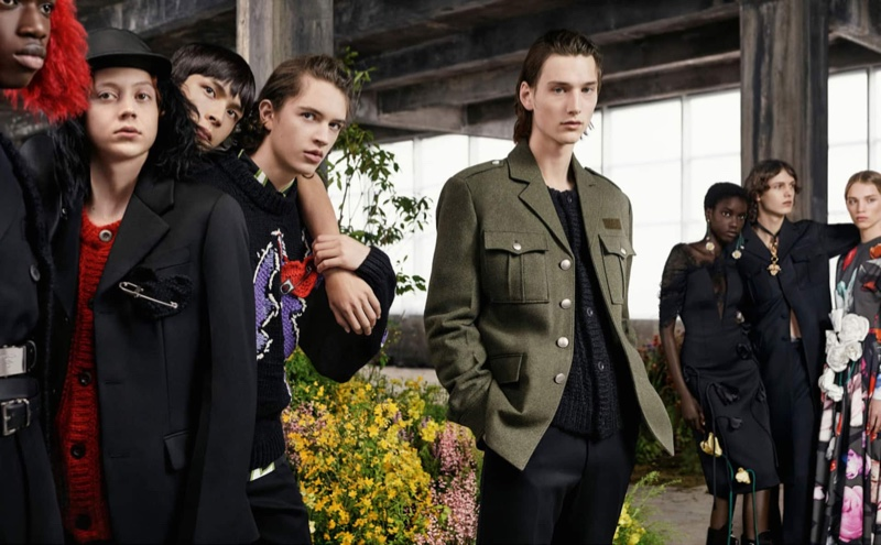 Prada unveils fall-winter 2019 campaign