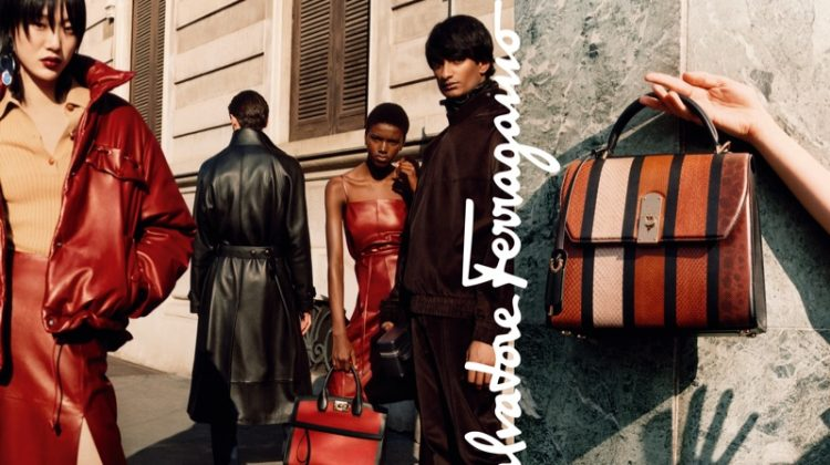 Harley Weir photographs Salvatore Ferragamo fall-winter 2019 campaign