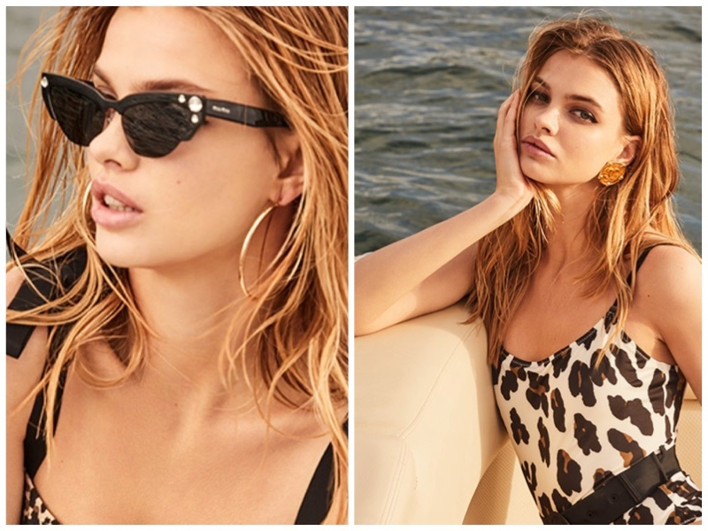 Swimsuit Safari: Shopbop Spotlights Animal Print Bikinis