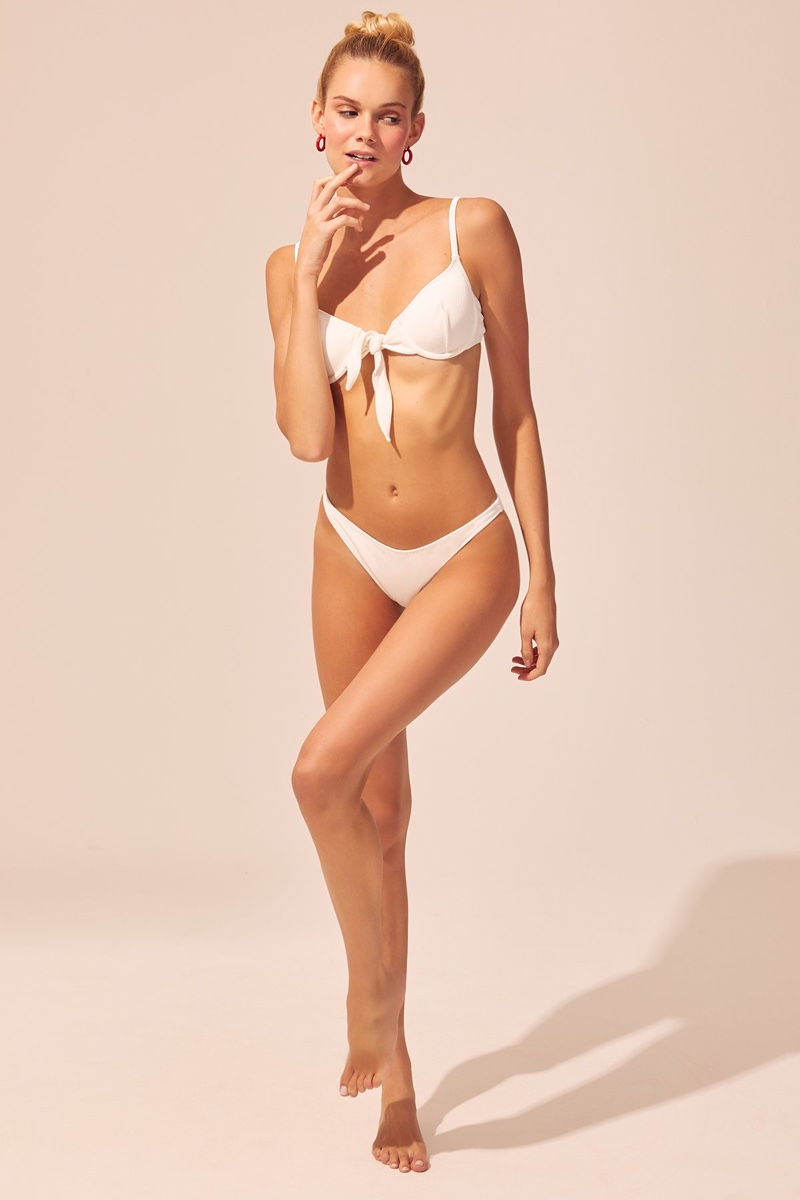 Solid & Striped x RE/DONE Nantucket Underwire Bikini Top and Bottom $178