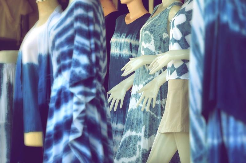 Tie Dye Prints Women Fashion