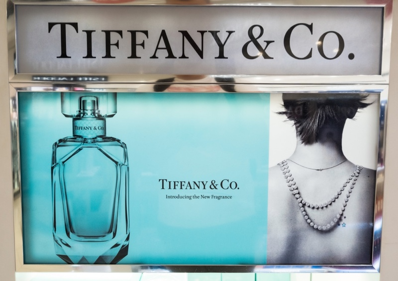 Tiffany & Co. Ad Fragrance
