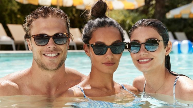 Summer Getaway: Warby Parker Unveils Escapists Sunglasses