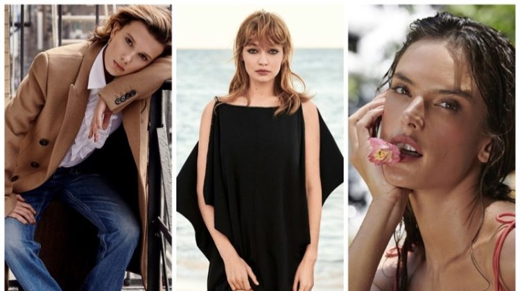 Week in Review | Gigi Hadid's New Cover, Alessandra Ambrosio in Swim, Millie Bobby Brown for BAZAAR Singapore + More