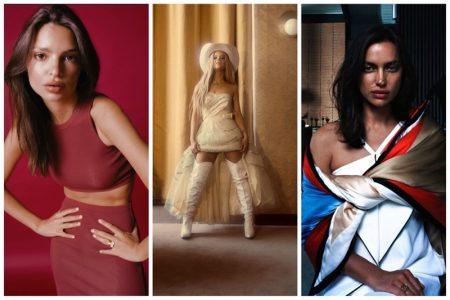 Week in Review | Irina Shayk's New Cover, Emily Ratajkowski for Inamorata, Maren Morris in Playboy + More