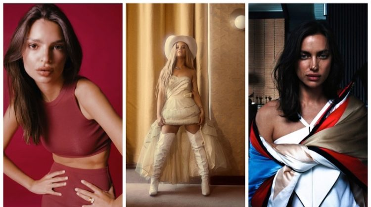 Week in Review | Irina Shayk's New Cover, Emily Ratajkowski for Inamorata, Maren Morris in Playboy + More