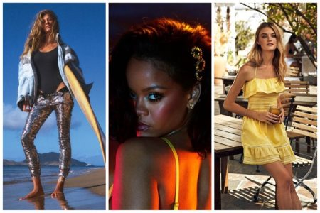 Week in Review | Gisele Bundchen's New Cover, Willow Hand for Kisuii, Rihanna in Savage x Fenty + More