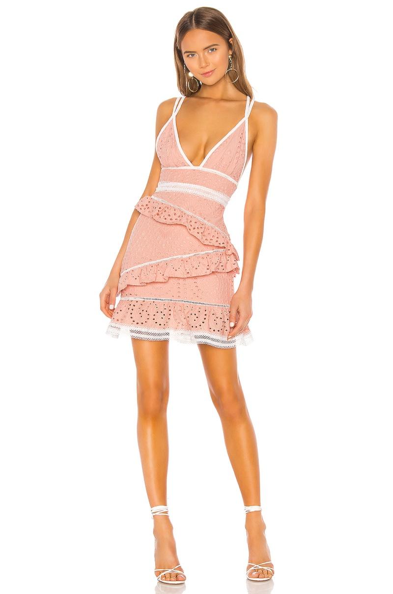 X by NBD Arlissa Mini Dress $338