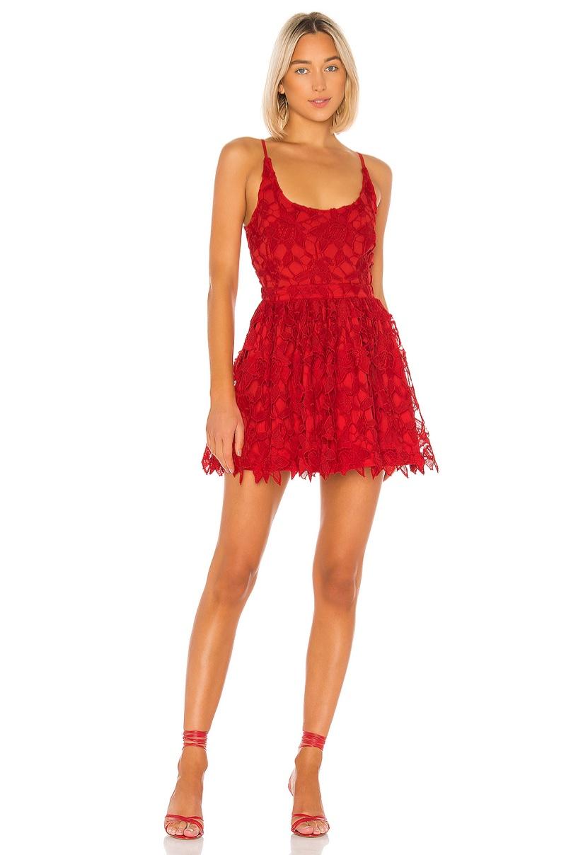 X by NBD Chase Mini Dress $238