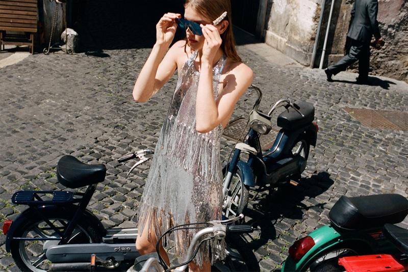 Zara TRF unveils Bella Roma spring-summer 2019 editorial