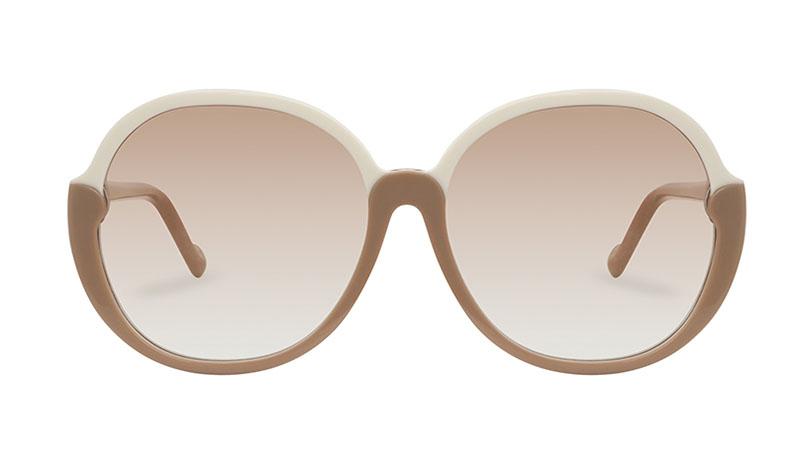 Zimmermann Joliette Sunglasses in Putty $320