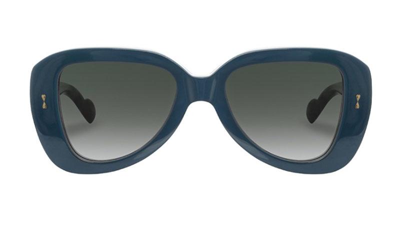 Zimmermann Juno Sunglasses in Teal $280