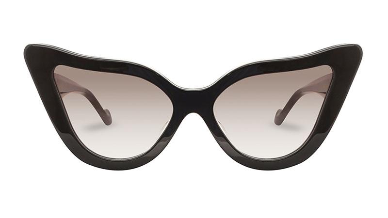Zimmermann Paisley Sunglasses in Black $320