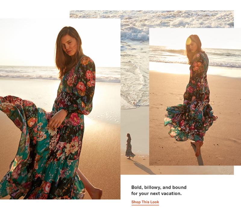 Zimmermann Allia Tiered Long Dress $1,150