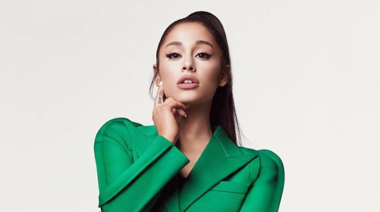 Ariana Grande stars in Givenchy fall-winter 2019 campaign