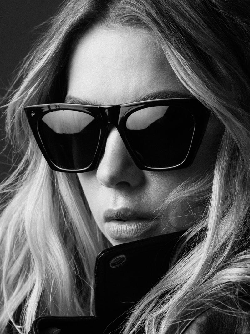 Ashley Benson stars in Prive Revaux Benzo sunglasses campaign