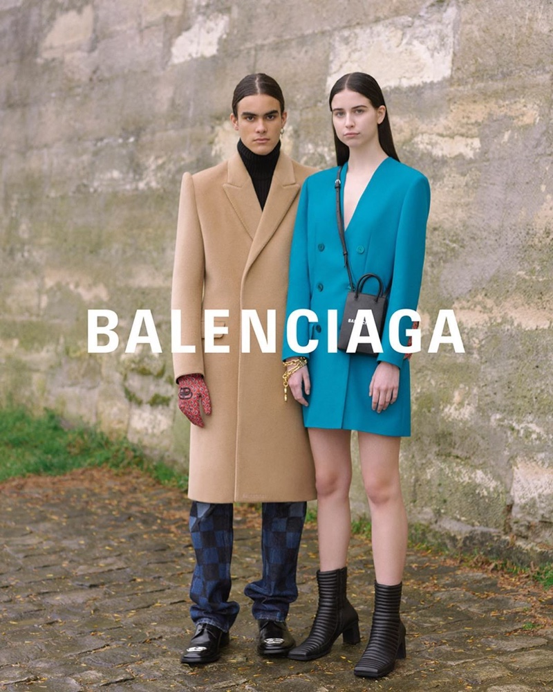 amazing selection classic styles 100% quality Balenciaga Winter 2019 Campaign | Fashion Gone Rogue