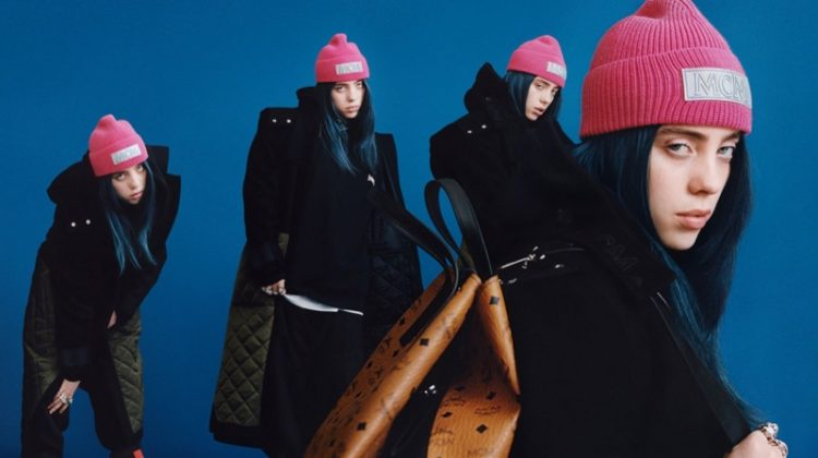 Billie Eilish stars in MCM fall-winter 2019 campaign