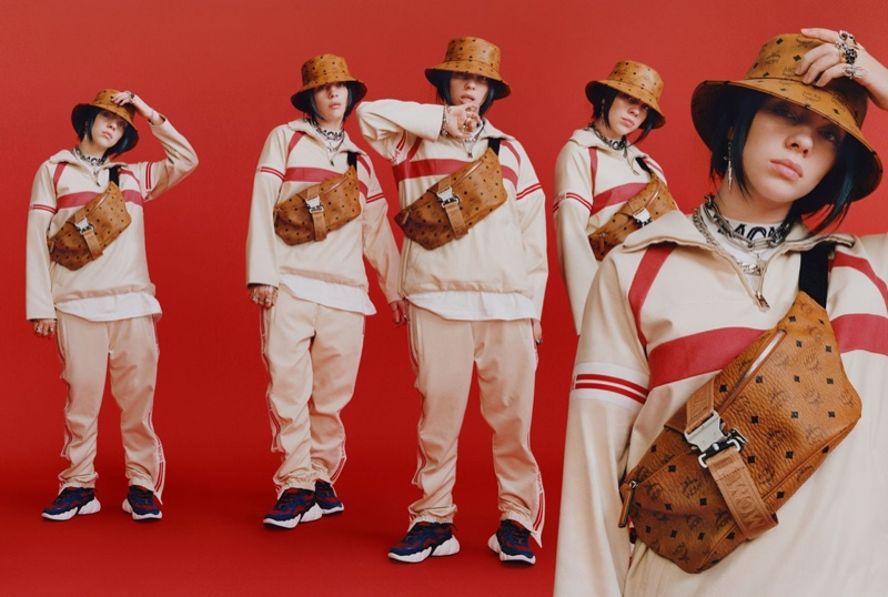 MCM taps Billie Eilish for its fall-winter 2019 campaign