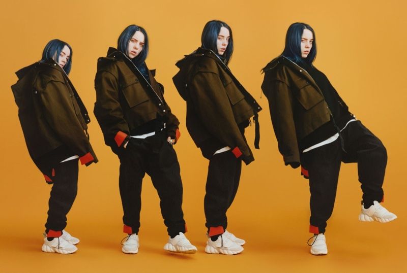 Singer Billie Eilish fronts MCM fall-winter 2019 campaign