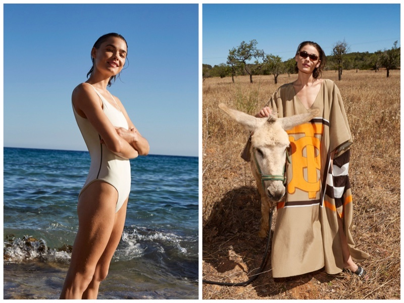 Get Ready for Vacation Season With Burberry's Pool Capsule