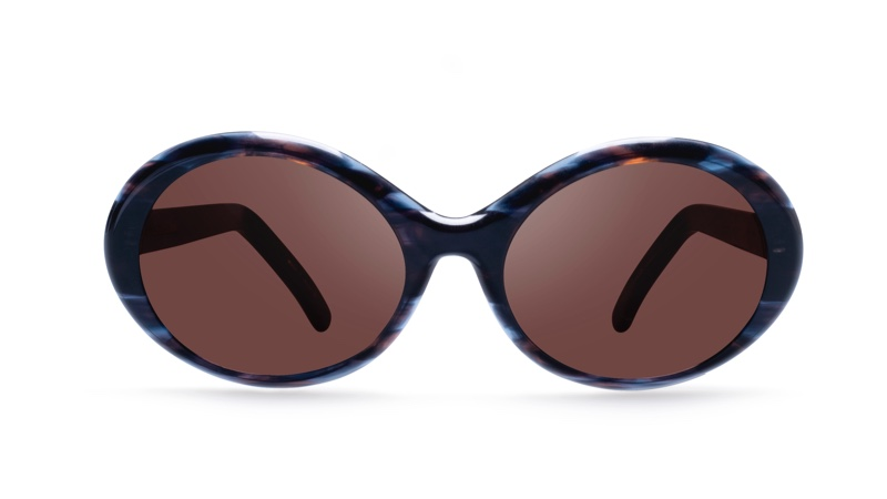 Christian Roth Series 4001 Sunglasses in Brown $344
