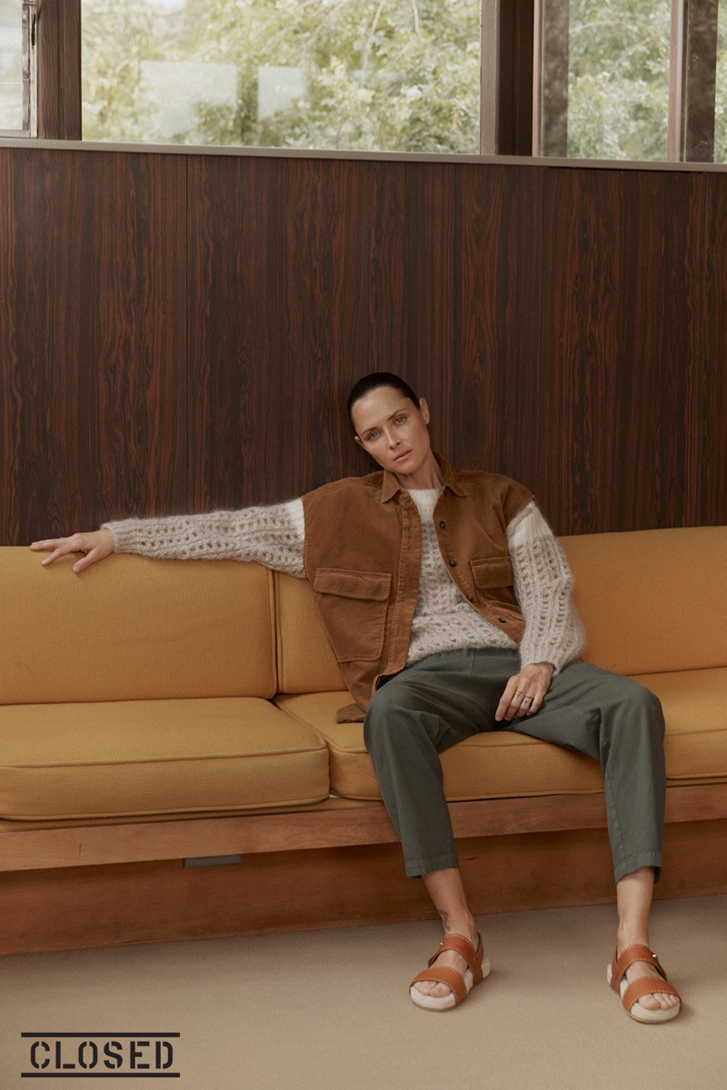 Closed spotlights casual style for fall-winter 2019 campaign