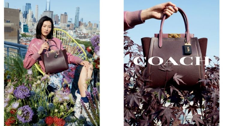 Liu Wen, Yara Shahidi Take NYC for Coach Fall 2019 Campaign