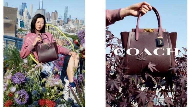 Liu Wen, Yara Shahidi Take NYC for Coach Fall 2019 Campaign