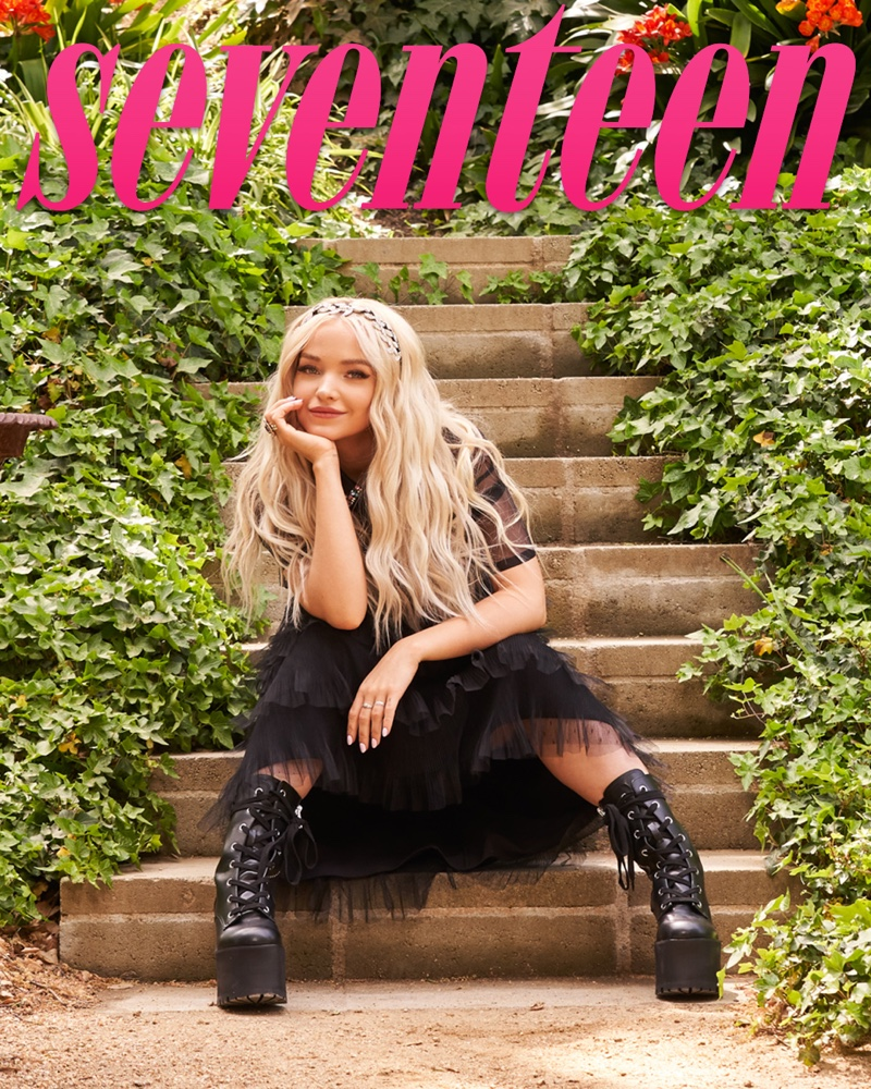 Dove Cameron on Seventeen Magazine July 2019 Digital Cover