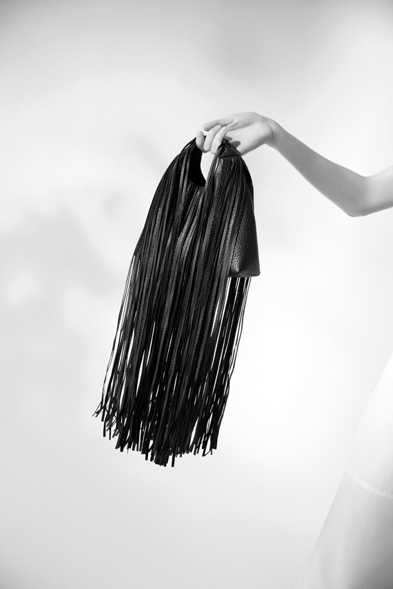 Elisa Mitrofan Wears Minimal Styles for Marie Claire Turkey