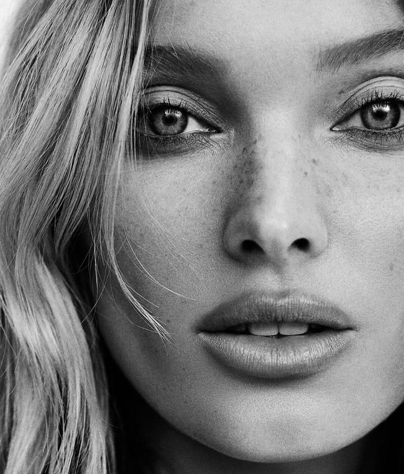 Elsa Hosk X J Brand Fall 2019 Campaign Fashion Gone Rogue