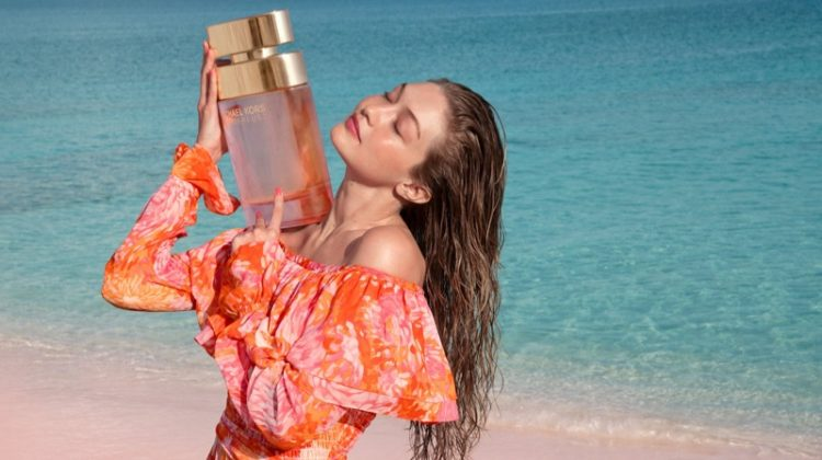 Michael Kors enlists Gigi Hadid for its Wonderlust fragrance